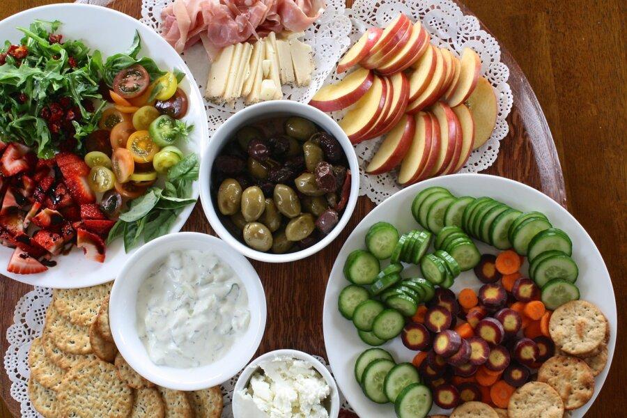 野菜、果物